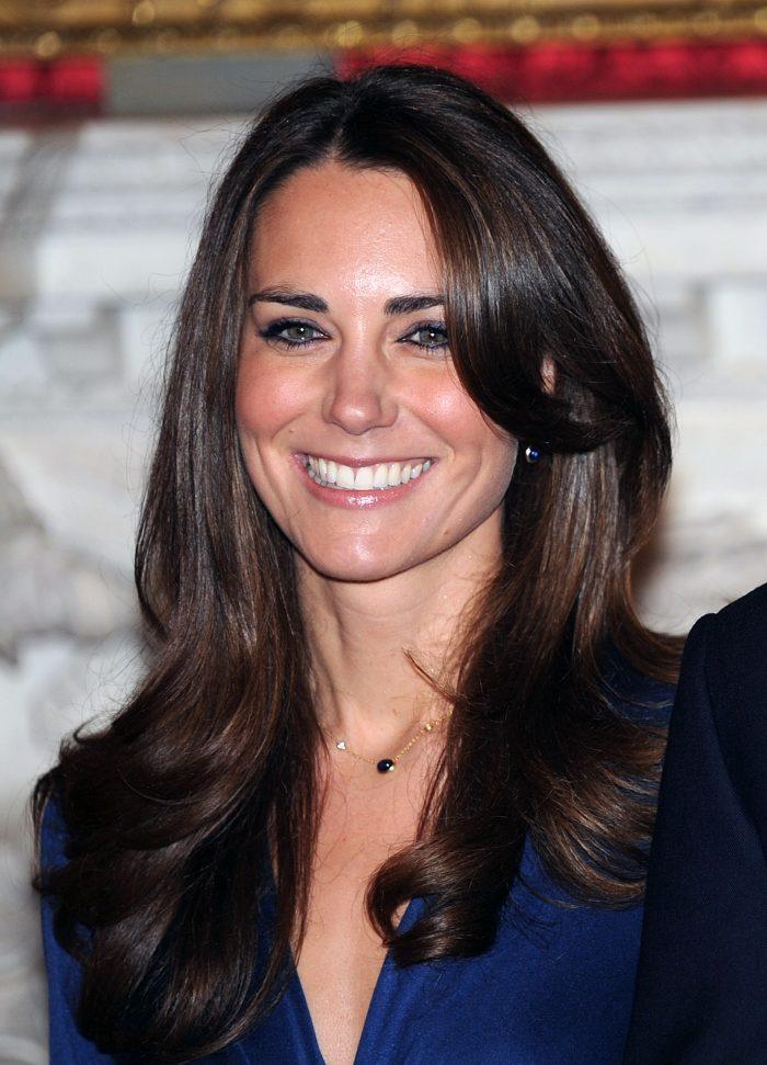 Kate Middleton adoră notele florale.