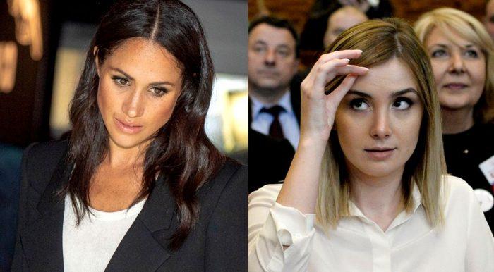Irina Tănase, iubita lui Liviu Dragnea, s-a inspirat de la Meghan Markle pentru nunta fiului liderului PSD.