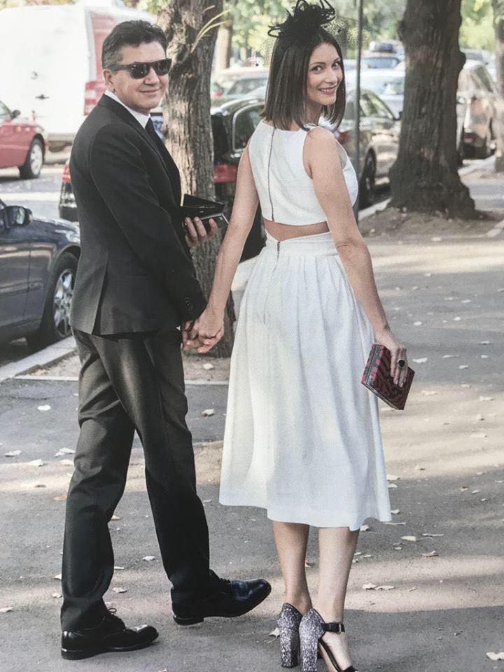 Andreea Berecleanu și Constantin Stan
