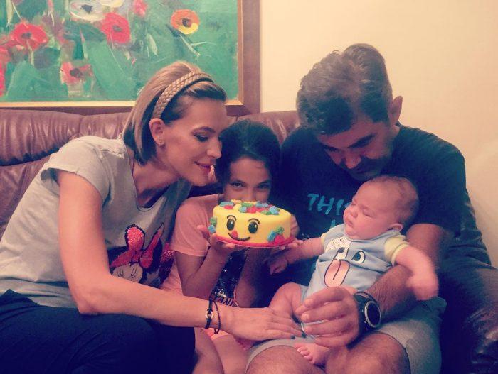Familia Roxanei Ciuhulescu