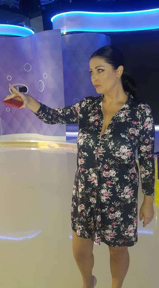 Gabriela Cristea a plecat din emisiune