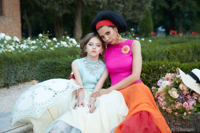 Fiica lui Ingrid Vlasov a devenit vegană