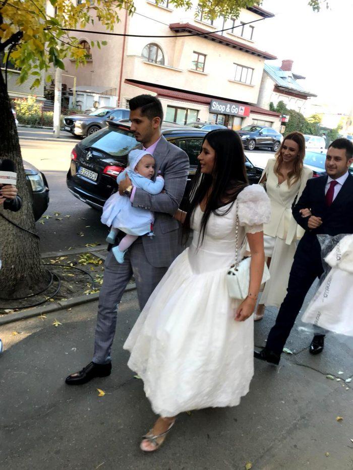 Elena Sescu Botezul Fiicei Traian