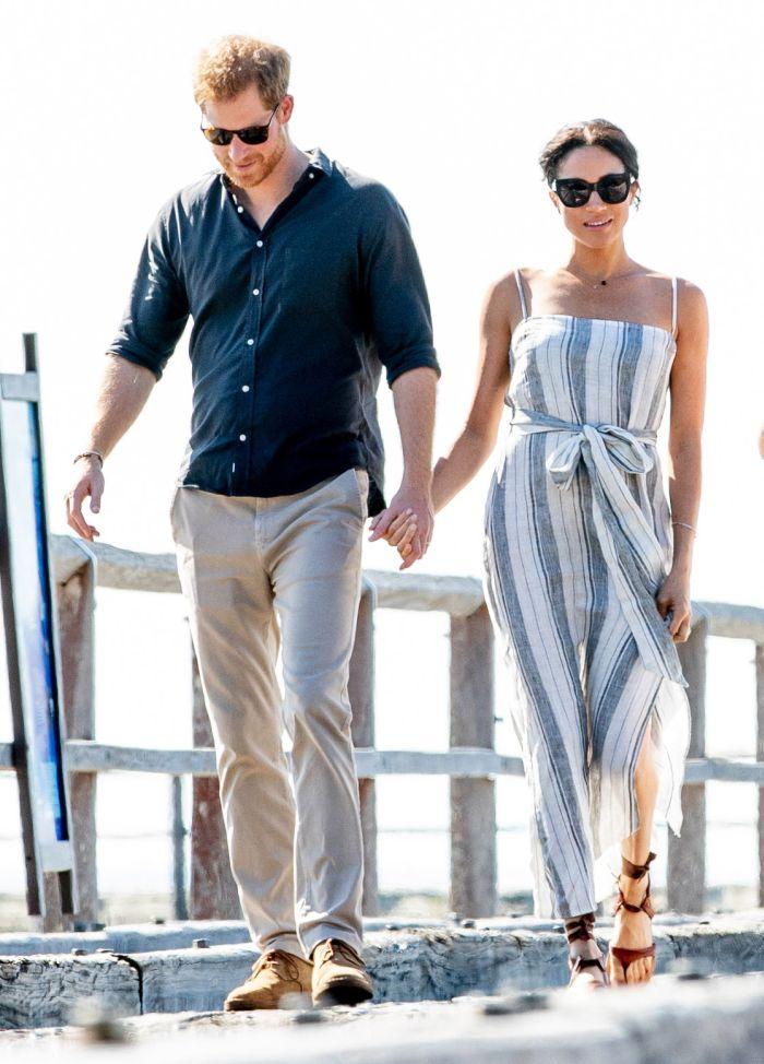 Meghan și Harry vor deveni părinți la primăvară.