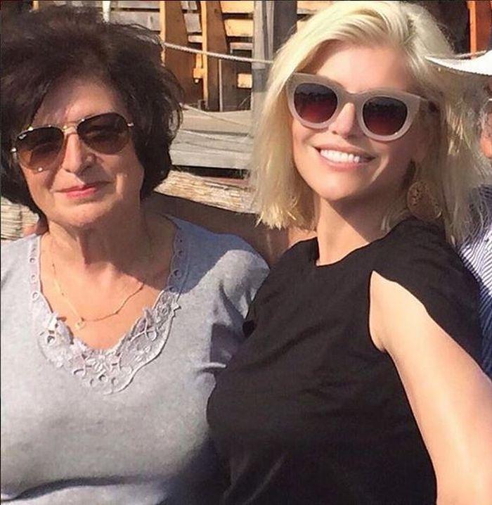 Loredana și mama sa