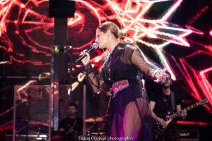 Raluka, show de excepție în cadrul petrecerii Quantum Music