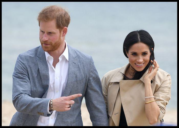 Cum a reacționat Prințul Harry când i s-a prezis că el și Meghan vor avea băiat