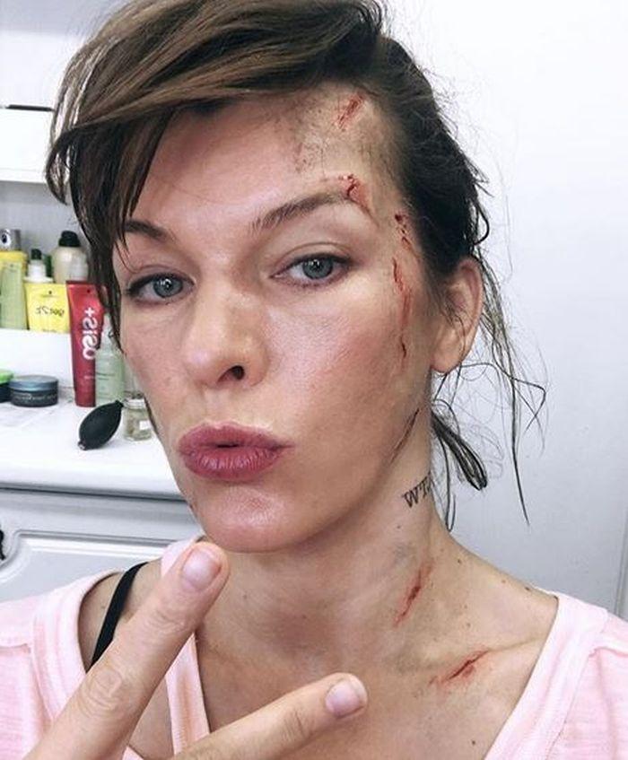 Milla Jovovich joacă în Monster Hunter Movie