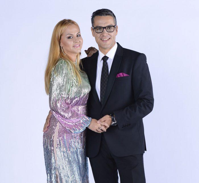 Oana Turcu și Cristi Brancu sărbătoresc zece ani de căsnicie. Care este secretul relației lor longevive