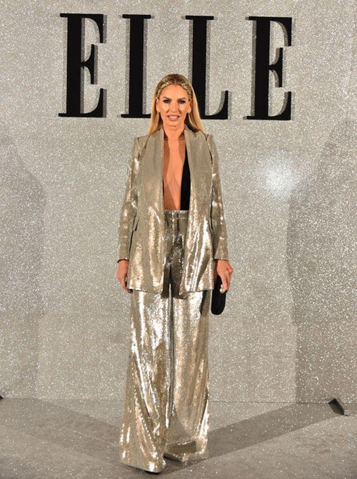 Andreea Bănică, apariție demențială la ELLE Style Awards 2018