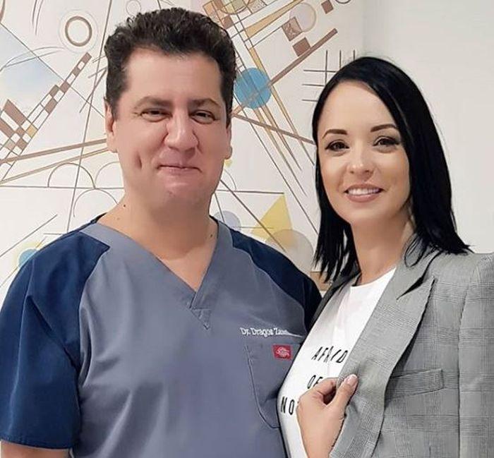 Andreea Marin a ajuns pe masa de operație