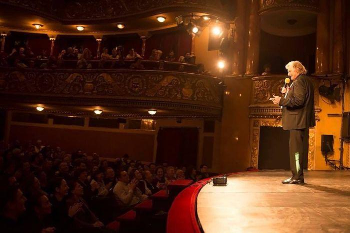 Florin Piersic, pe scenă în Cluj