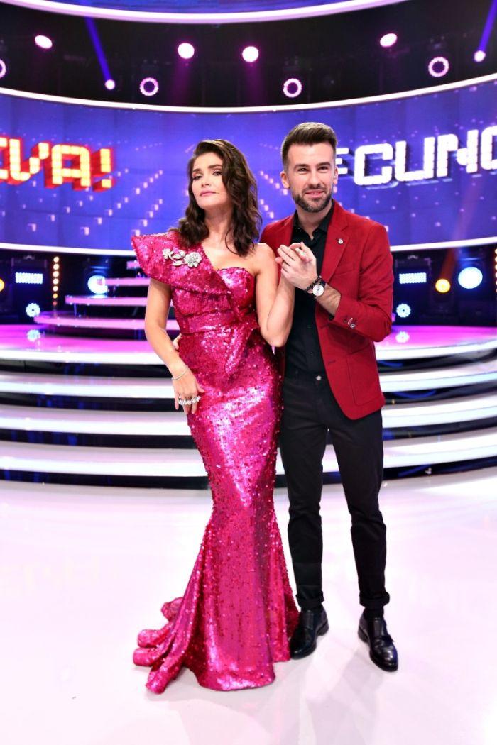 Florin Ristei și Alina Pușcaș
