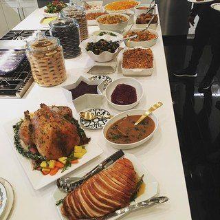 Kardashian de Thanksgiving