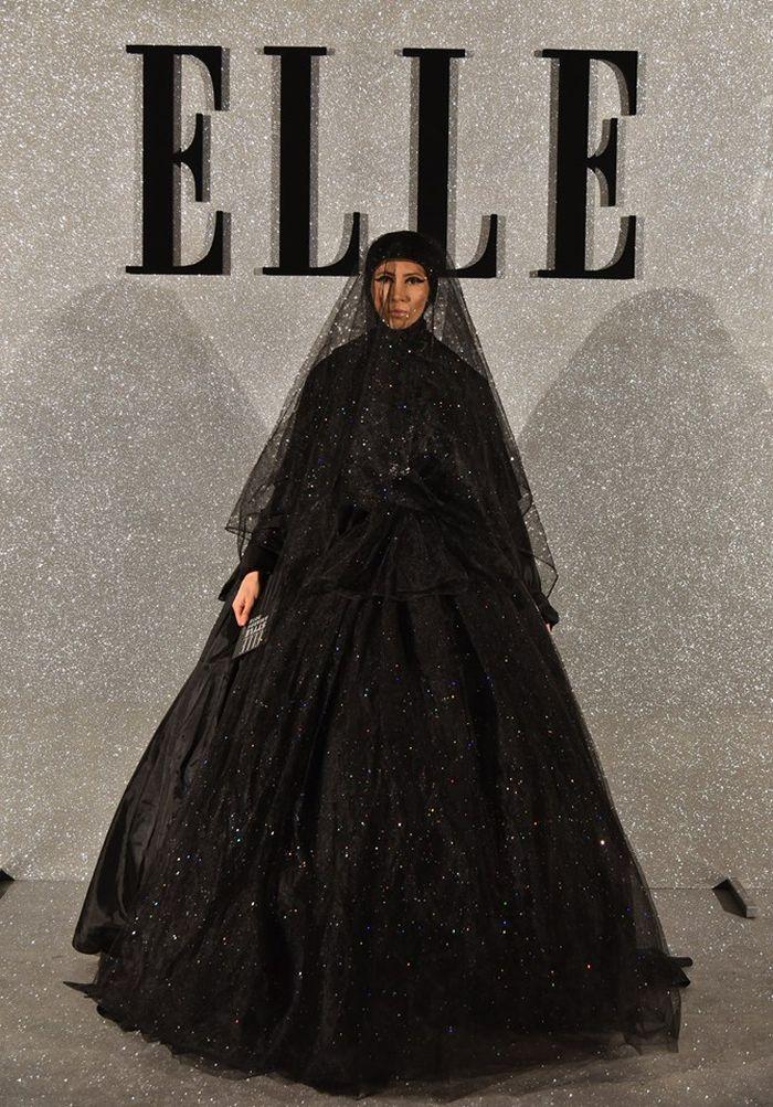 Silvia Popescu la ELLE Style Awards 2018