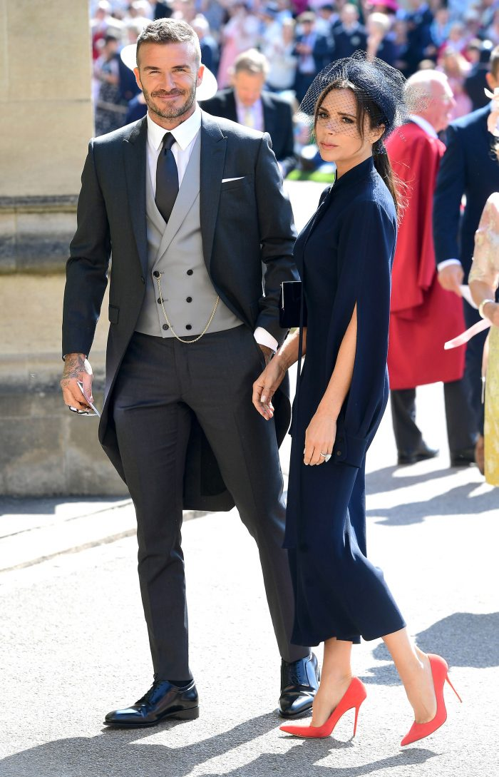 Victoria and David Beckham were invited to marry Meghan Markle with Prince Harry.