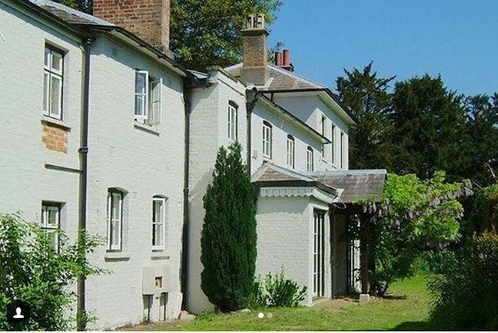 Frogmore Cottage, viitoarea locuință a lui Meghan Markle și a Prințului Harry de pe domeniul Windsor
