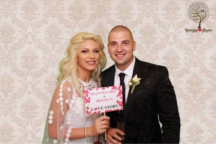 Hannelore si Bogdan s-au căsătorit după Insula Iubirii