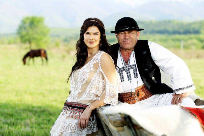 Monica Bârlădeanu și Nea Rață