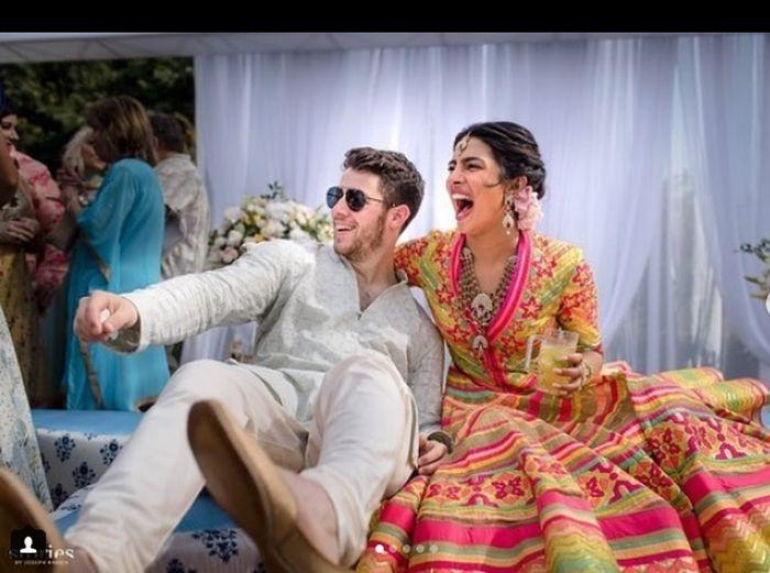Priyanka Chopra și Nick Jonas s-au căsătorit la finele săptămânii trecute. Cei doi au spus DA de două ori!