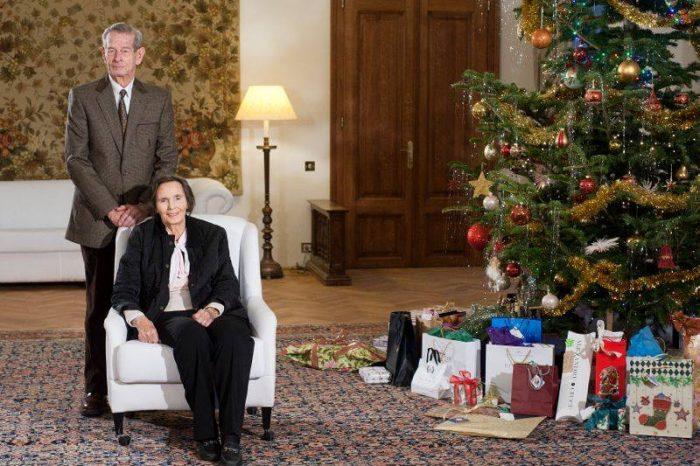 Regele Mihai I și Regina Ana