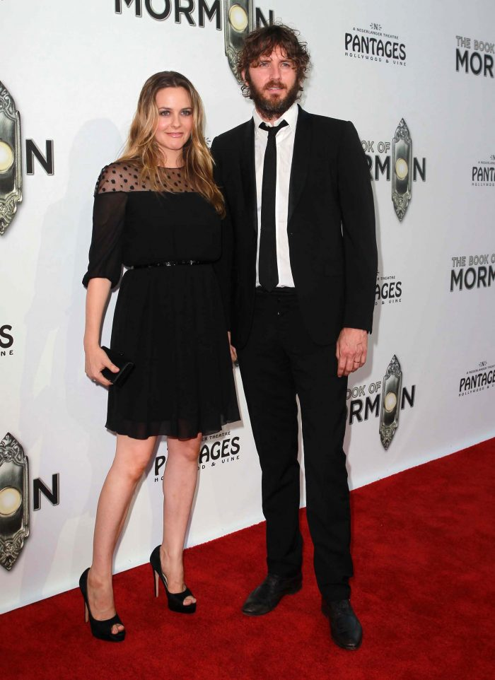 Christopher Jarecki și Alicia Silverstone