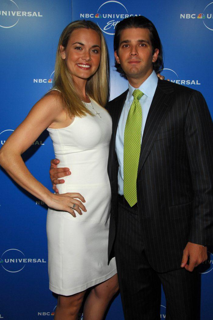 Donald Trump Jr. și Vanessa Trump
