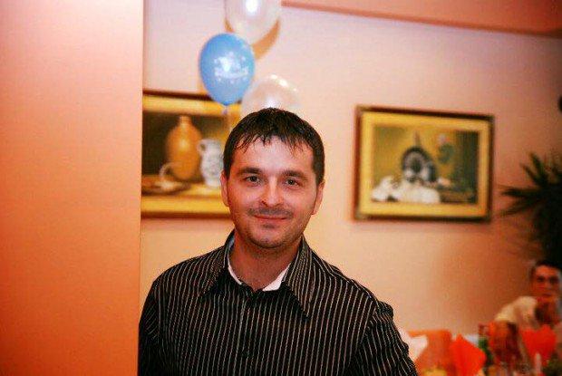 Ionuț Vârciu, fratele lui Liviu Vârciu
