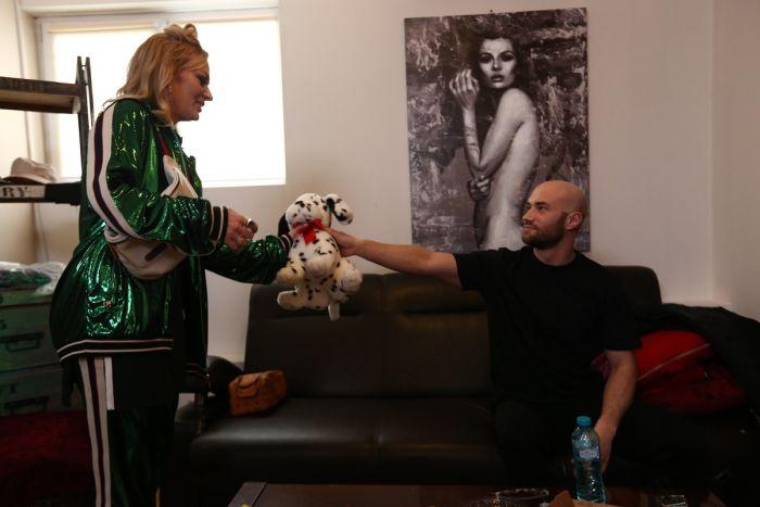 Ce cadouri a primit Delia de ziua ei de naștere