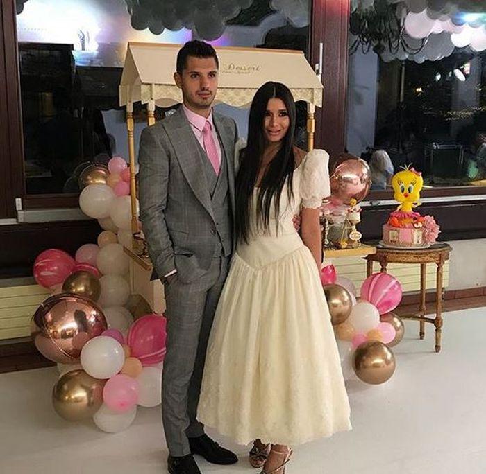 Elena Băsescu și iubitul ei, Cătălin Tomata