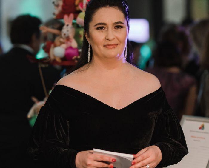 Amalia Nastase vrea sa slabeasca 30 de kilograme