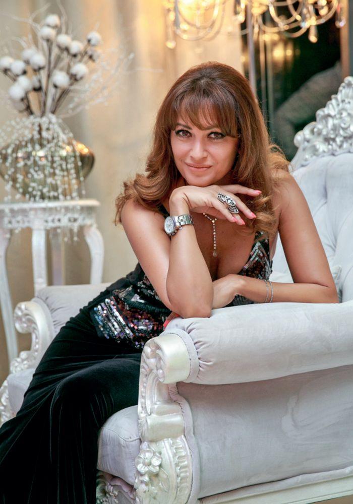 Anca Țurcașiu, la 48 de ani