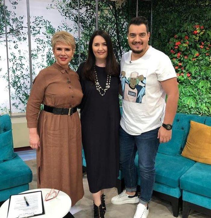 Teo Trandafir, Amalia Năstase și Bursucu