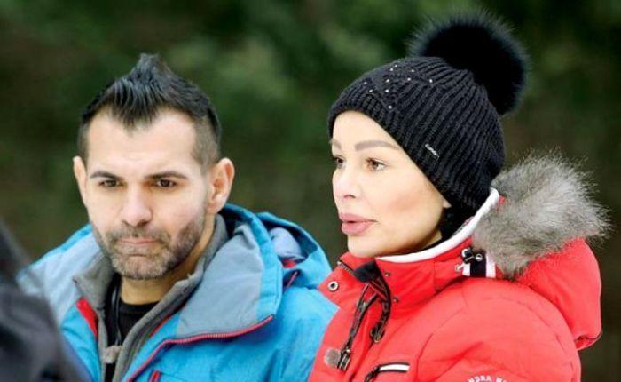 Brigitte Năstase și Florin Pastramă