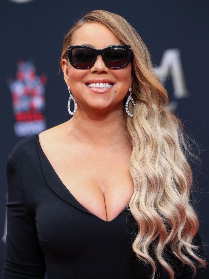 Mariah Carey a pierdut din nou lupta cu kilogramele. Artista s-a îngrășat 20 de kilograme în doar câteva luni!