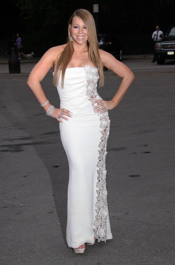 În 2009, Mariah era fit.
