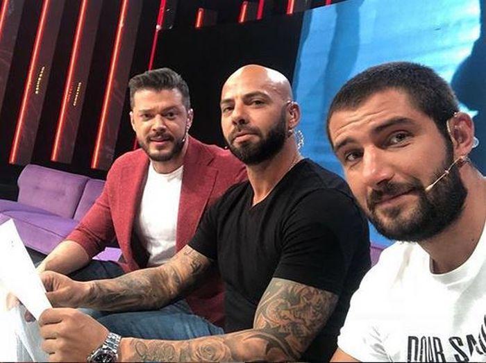 Victor Slav prezintă Vulturii de Noapte cu Giani Kiriță și Cătălin Cazacu