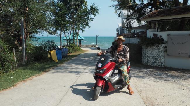 Radu Vâlcan a stat două luni în Thailanda