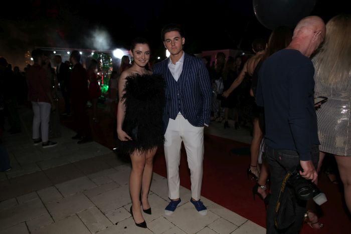 Alexia Eram si Mario Fresh