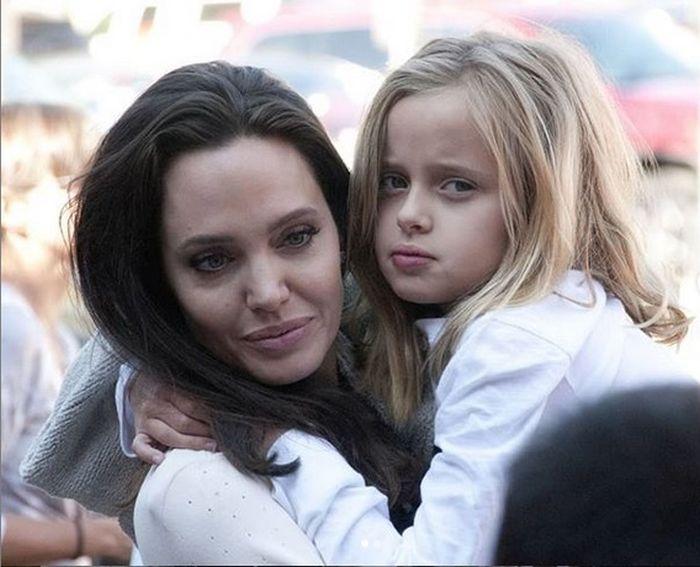 Vivienne și mama ei