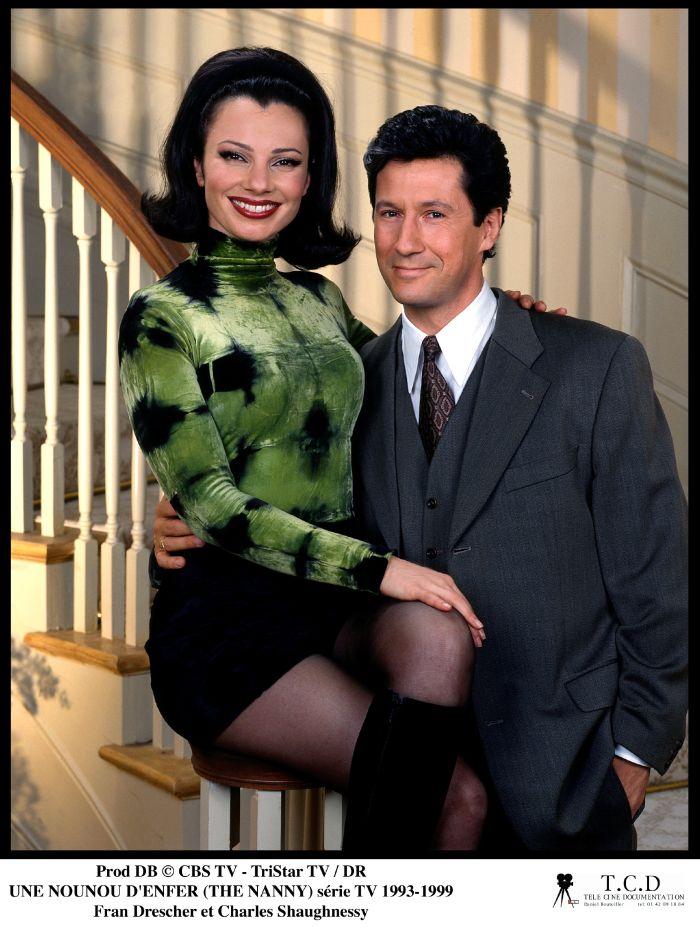 Fran Drescher și Charles Shaughnessy au fost un cuplu extrem de carismatic pe micul ecran.
