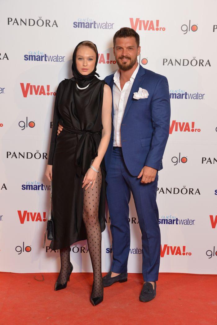 Gina Chirila si Bogdan Vladau