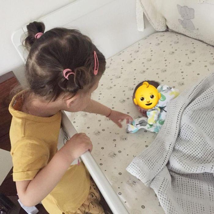 Băiețelul Simonei Gherghe