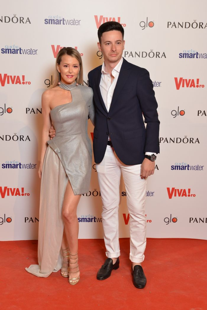 Diana Pârvu și Sergiu Piloff