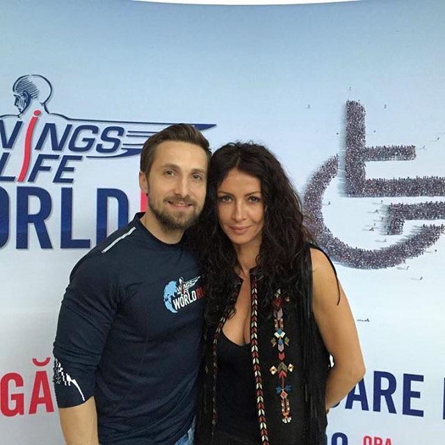 Mihaela Rădulescu și Dani Oțil