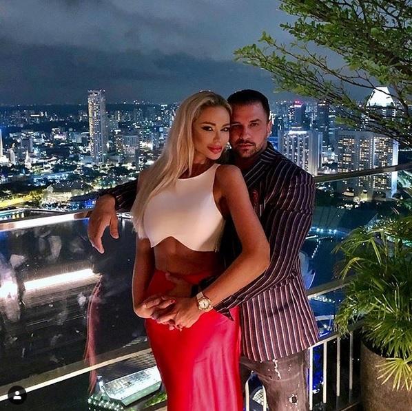 Bianca și iubitul ei, Alex Bodi.
