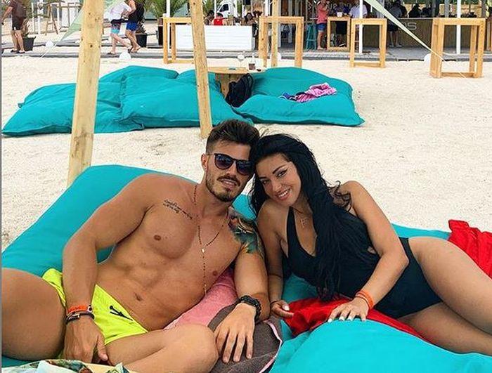 Elena Ionescu și soțul său