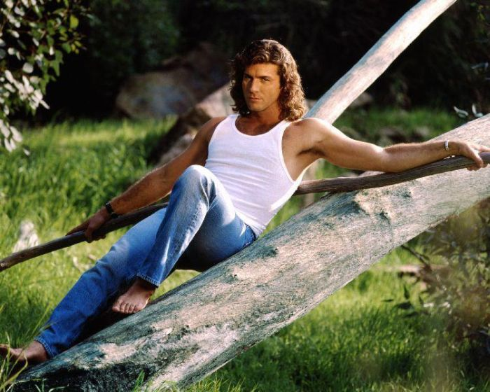 Joe Lando aka Byron Sully