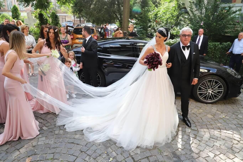 Adelina Pestrițu și tatăl ei