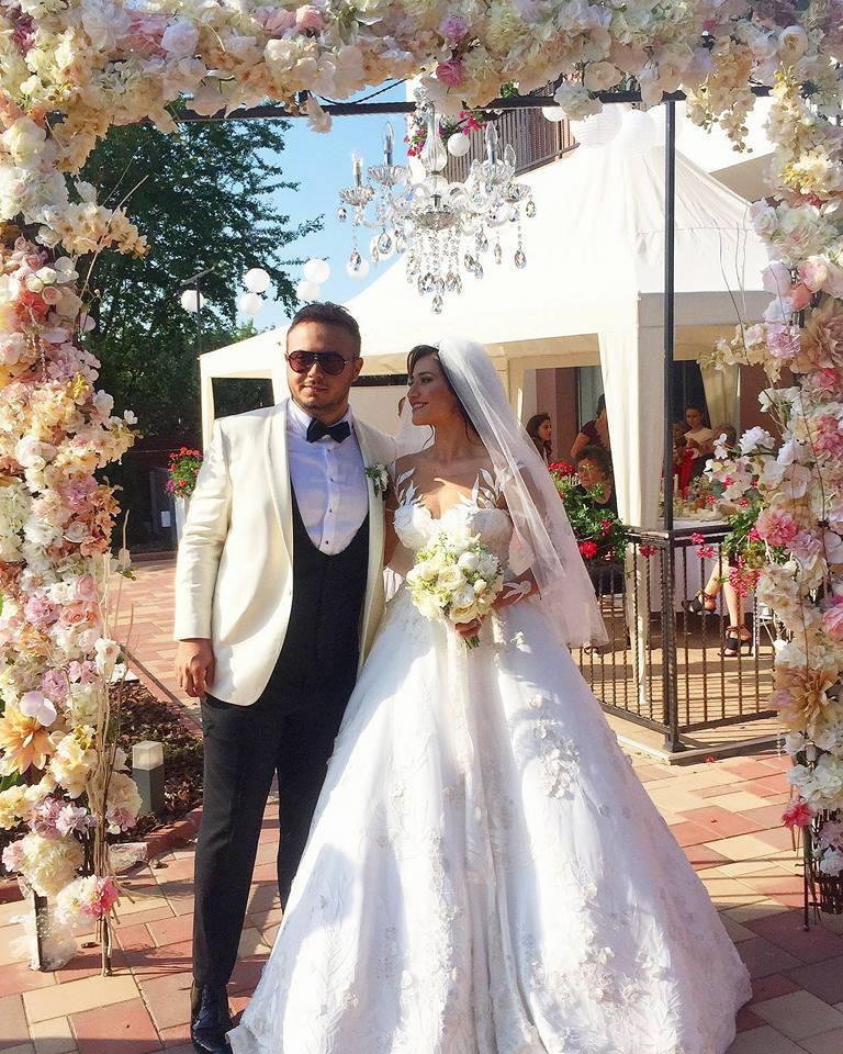 Claudia Pătrăşcanu divorţează de Gabi Bădălău, la trei ani de la nuntă